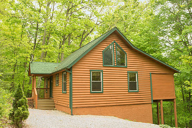 Wood Duck Cabin in Hocking Hills Ohio